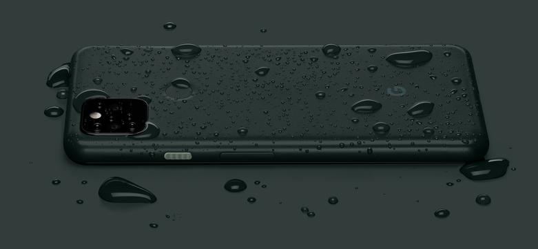 Pixel 5a on IP67-luokitellusti pölyn- ja vedenkestävä.