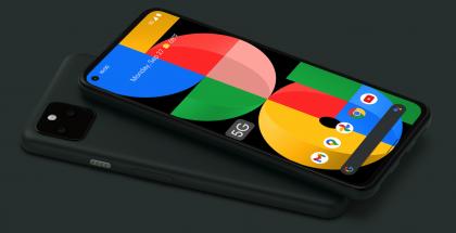 Google Pixel 5a.