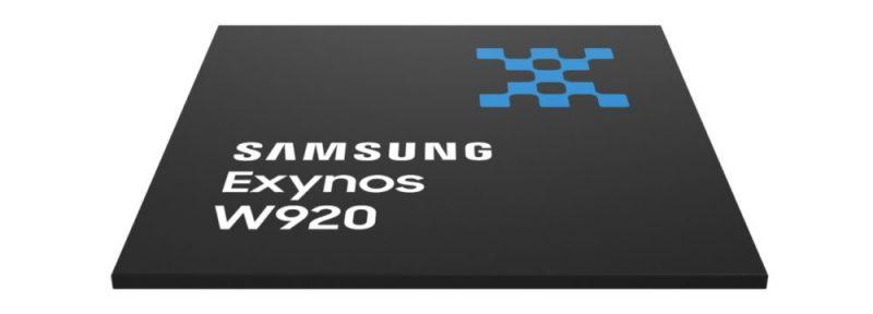 Samsung Exynos W920.