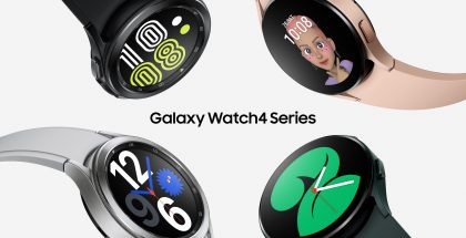Samsung Galaxy Watch4 ja Galaxy Watch4 Classic.