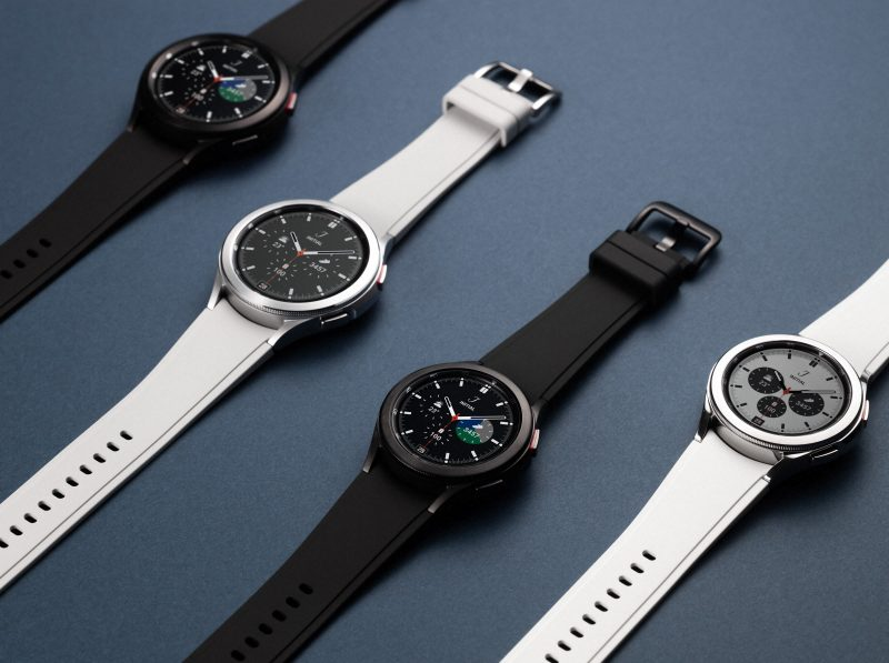 Samsung Galaxy Watch4 Classic.