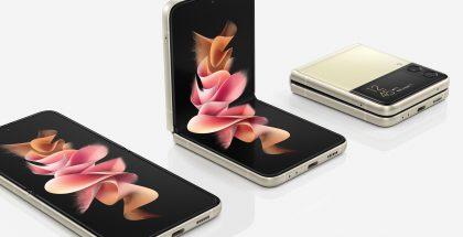 Samsung Galaxy Z Flip3 5G.