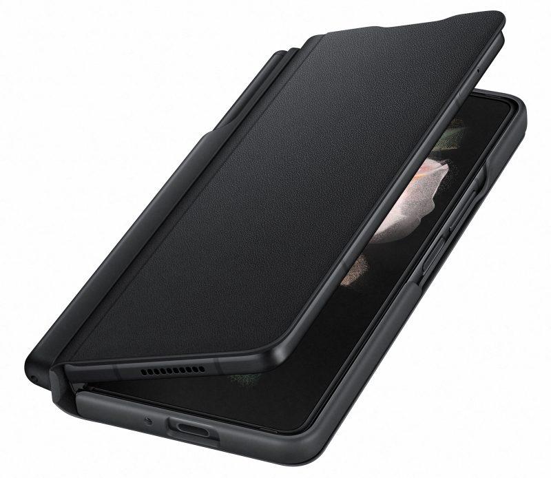 S Pen -kynälle säilytyspaikan tarjoava suojakuori.