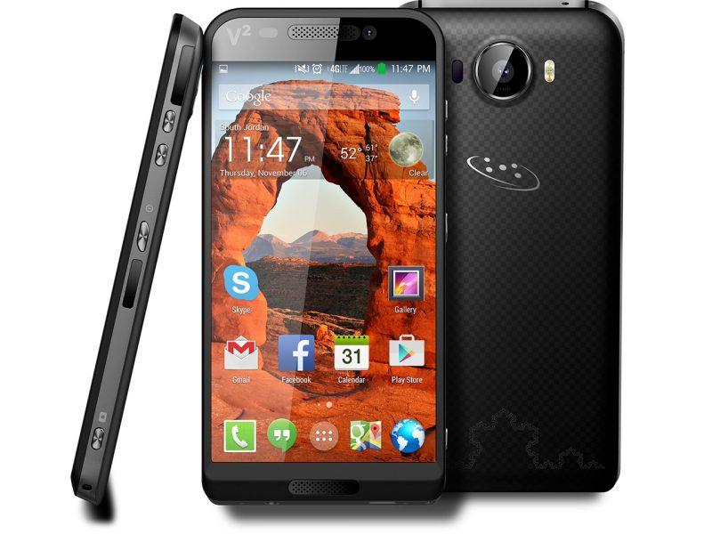 Saygus V2 -älypuhelin ei ikinä saapunut markkinoille.