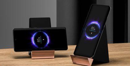 Xiaomin uusi 100 watin langattoman latauksen teline.