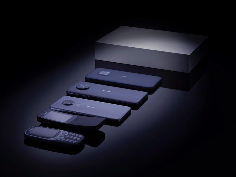 Nokia Mobile -tilillä julkaistu ennakkokuva.