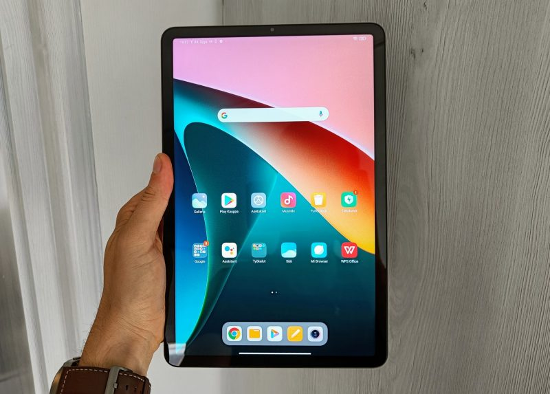 Xiaomi Pad 5 palauttaa Xiaomin tablettibrändiksi.