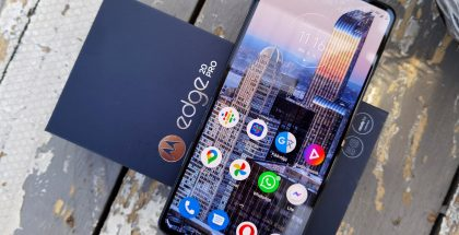 Motorola Edge 20 Pro.
