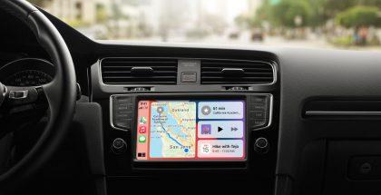 Toistaiseksi Apple on läsnä autoissa muun muassa iPhonen tarjoamalla CarPlay-käyttöliittymällä.