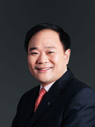Geelyn perustaja Li Shufu.