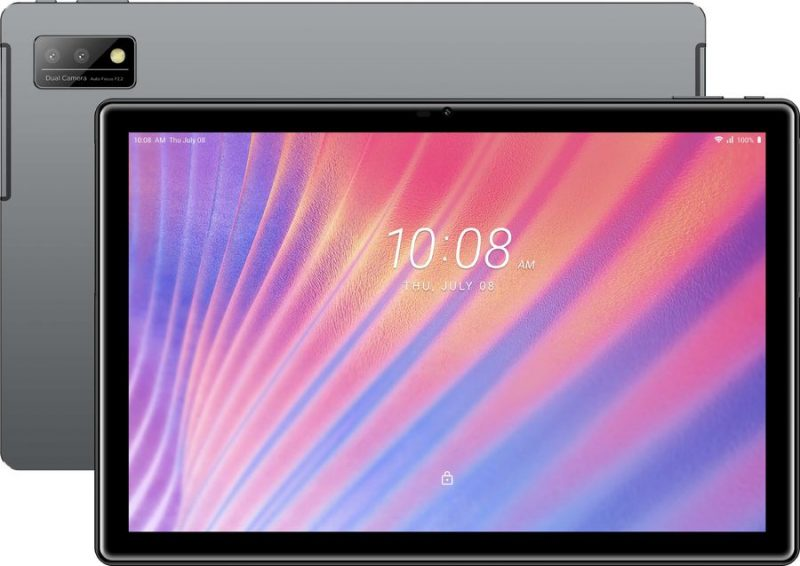 HTC A100 tumman harmaana.