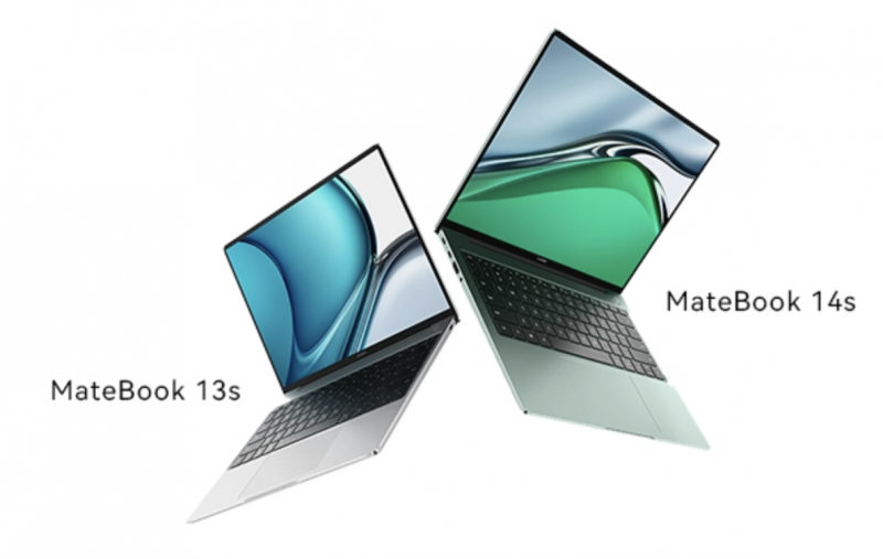 Huawei MateBook 13s ja 14s.