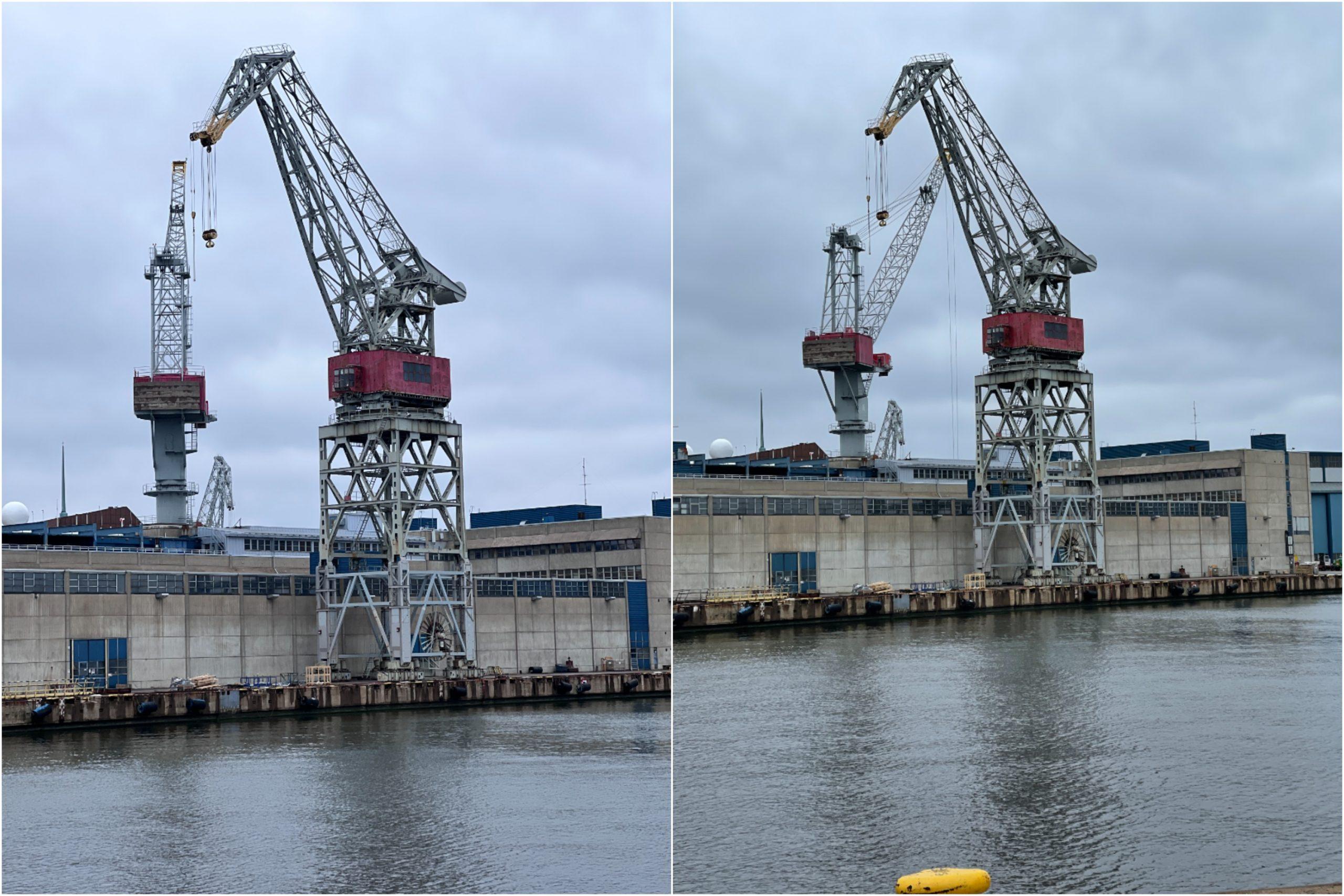 Vasemmalla iPhone 13 Pro ja 3x zoom telekameralla, oikealla iPhone 12 Pro Max ja 2,5 zoom telekameralla.