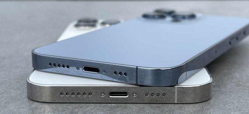 Pohjassa on edelleen tuttu Applen oma Lightning-liitäntä.
