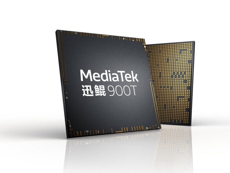 MediaTek Kompanio 900T.