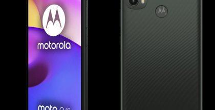 Motorola Moto E40. Kuvat: Nils Ahrensmeier / Twitter.