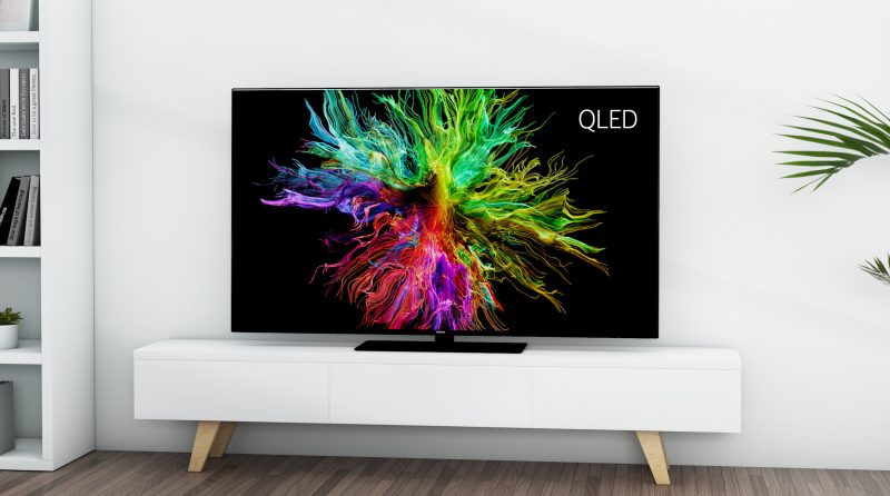 Nokia-älytelevisiovalikoima on laajentunut ensimmäisellä QLED-mallilla.