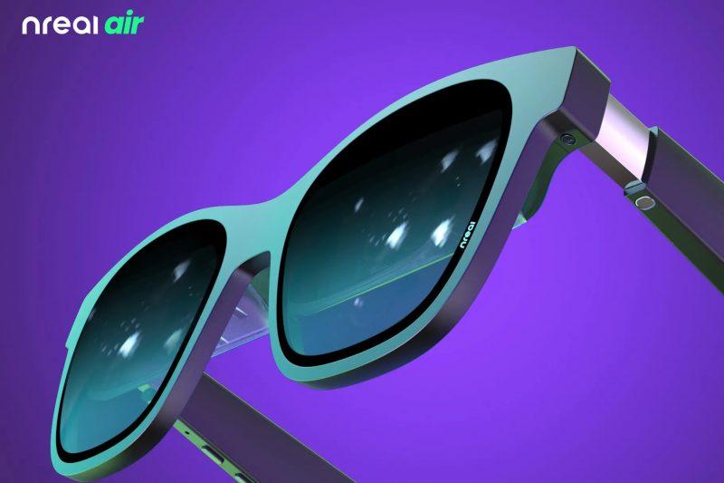 Nreal Air -lasit sisältävät näytöt, muttei kameroita.