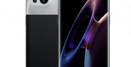 Oppo Find X3 Pro Photographer Edition.