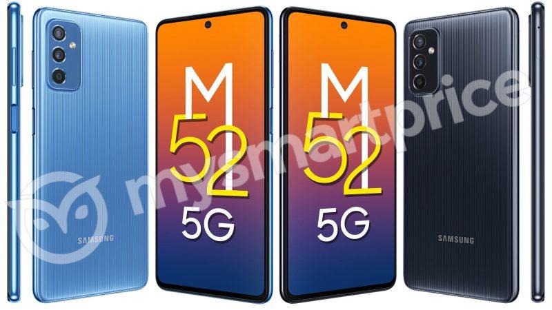 Samsung Galaxy M52 5G. Kuva: Ishan Agarwal / MySmartPrice.