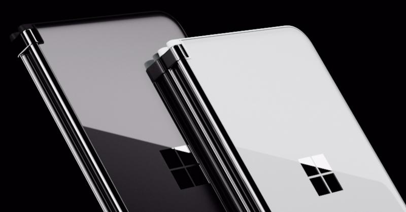 Surface Duo 2:n värivaihtoehdot.