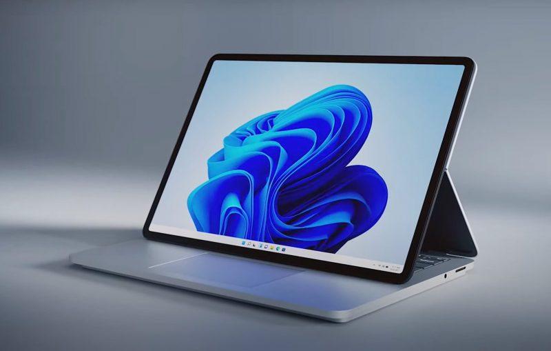 Surface Laptop Studio.