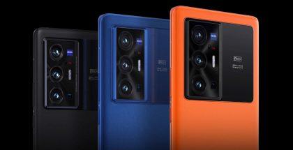 Vivo X70 Pro+ on varustettu huippuluokan kamerakattauksella.