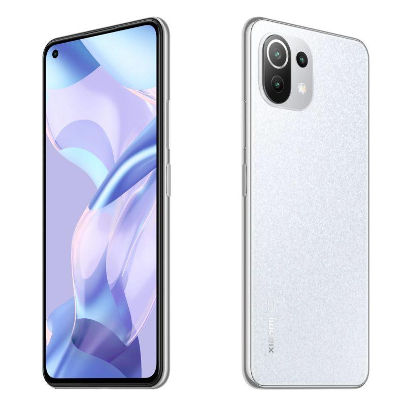 Xiaomi 11 Lite 5G NE, Snowflake White.