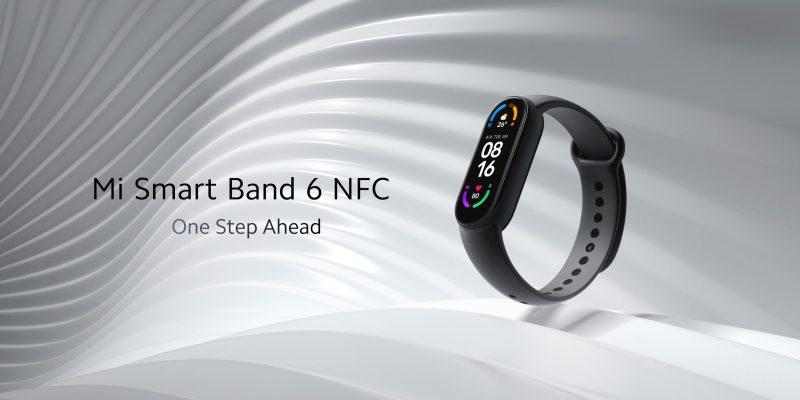 Xiaomi Smart Band 6 NFC.