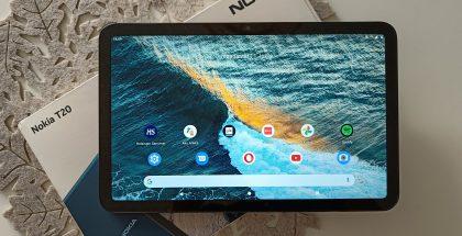 Nokia T20 on HMD Globalin ensimmäinen tabetti.