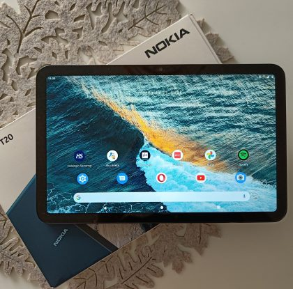 Arvostelussa Nokia T20: Vahva vaihtoehto edulliseksi tablettilaitteeksi