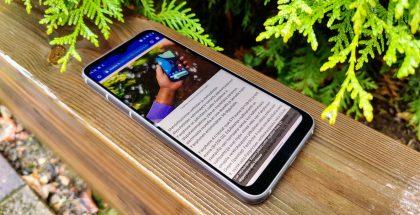 Fairphone 4 on ekologinen, helposti korjattava älypuhelin.