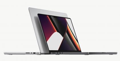 16 tuuman ja 14 tuuman MacBook Pro.