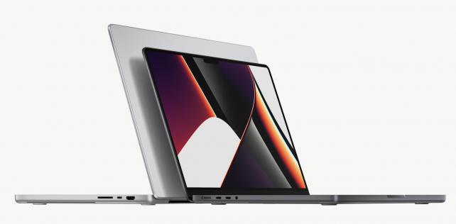 Apple julkisti täysin uuden MacBook Pro -huippuläppärinsä: 120 hertsin mini-LED-näyttö lovella, suorittimena M1 Pro tai M1 Max ja latausliitäntänä MagSafe