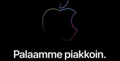 Applen verkkokauppa on kiinni.