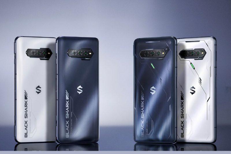 Black Shark 4S ja Black Shark 4S Pro.