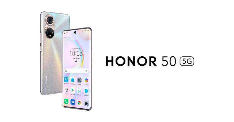 Honor 50.