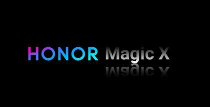 Nyt huhutaan Honor Magic X:stä.