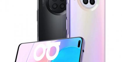 Huawei Nova 8i.