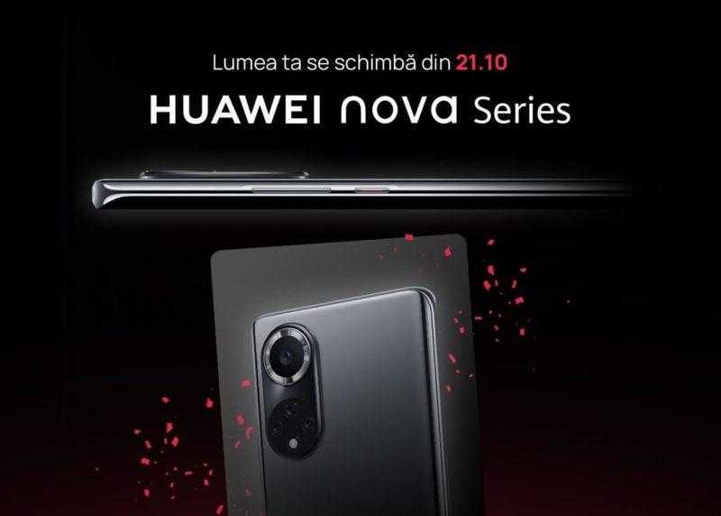 Huawein ennakkokuva vihjaa suoraan tulevasta Nova 9 -lanseerauksesta.