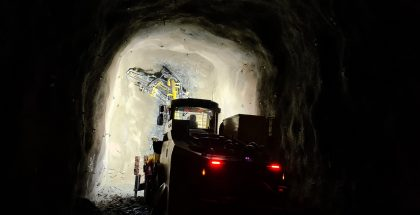 Kittilässä sijaitsee Euroopan suurin kultakaivos. Kuva: Agnico Eagle Finland / Birgitta Brusila.