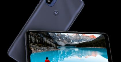 Motorola Moto G Pure.