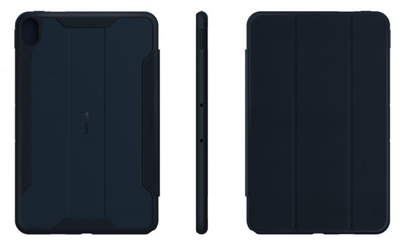 Nokia T20:n Rugged Flip Cover -suojakuori.
