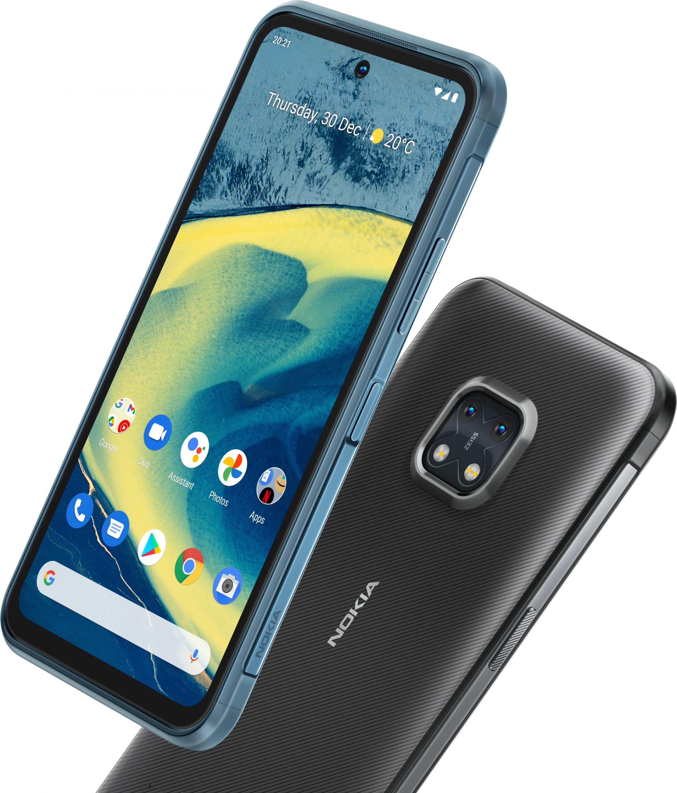 Nokia XR20:n ohjelmisto saa päivityksiä pitkään.