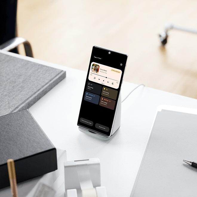 Pixel 6 -puhelimet saavat lisävarusteena uuden Pixel Stand -lataustelineen, joka on paljastunut kuvissa.
