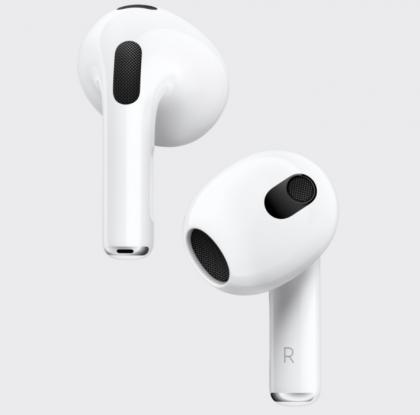 Apple julkisti 3. sukupolven AirPods-kuulokkeet