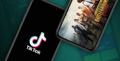 TikTok ja PUBG Mobile olivat ladatuimmat ja tuottavimmat mobiilisovellukset heinä-syyskuussa 2021.