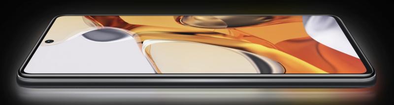 Sekä Xiaomi 11T:ssä 11T Prossa 6,67 tuuman AMOLED-näyttö.