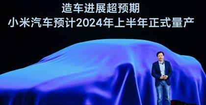 Xiaomin tavoitteena on sähköautonsa tuotannon aloittaminen ja tuominen markkinoille vuonna 2024.